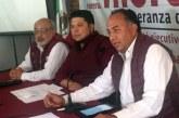 No hay voluntad política para debatir, acusa Morena