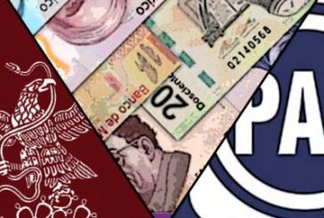 Morena y PAN se acusan por irregularidades en gastos