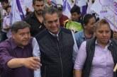 """En Puebla, """"El Bronco"""" promete pena de muerte a huachicoleros"""