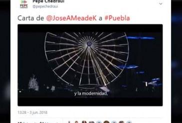 Priistas ignoran mensajes de Meade