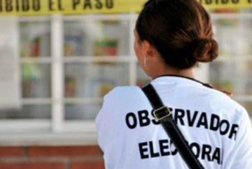 Más de mil 600 poblanos quieren ser observadores electorales