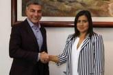 Claudia Rivera niega ruptura en Morena y se reúne con Gali