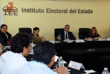 Morena presenta queja contra consejeros del IEE