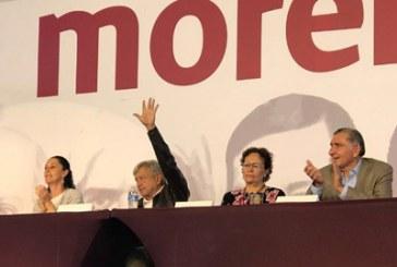 Aplazan renovación de la dirigencia de Morena