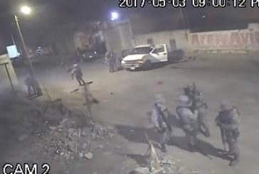 Confirma CNDH ejecución extrajudicial en Palmarito