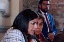 Garantiza Claudia Rivera trabajo coordinado con Martha Erika