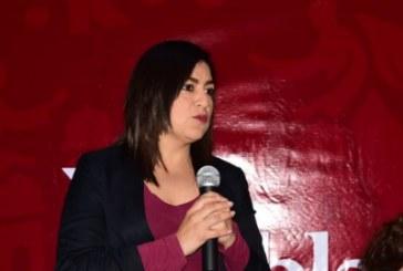 Rechaza Claudia Rivera injurias de Biestro