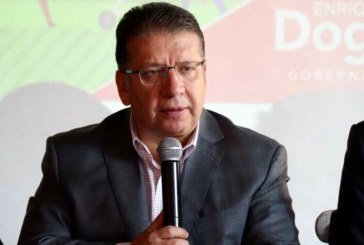Ahora Doger pide madurez política de cara a la resolución del TEEP