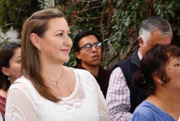 Críticas no frenará proceso de transición, dice Martha Erika