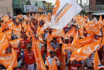 Presumen que Puebla es bastión de Movimiento Ciudadano