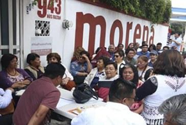 Consejeros de Morena acusan a Biestro de aferrarse a la dirigencia