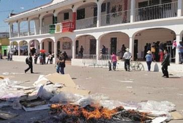 Acusa PRD al PRI y Antorcha de inestabilidad en Ocoyucan