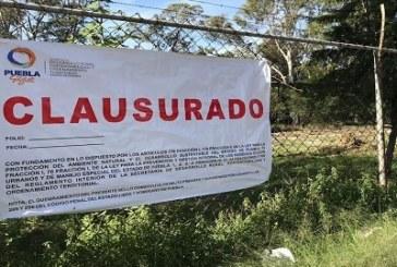 Ecocidio en terreno de consejera del IEE, insiste gobierno de Cuautlancingo