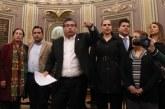 PPS son deuda pública, avala Congreso en medio de protestas morenovallistas