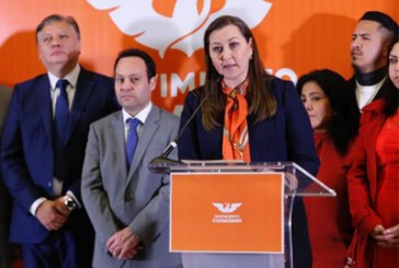Pide Martha Erika que el gobierno federal saque las manos del caso Puebla