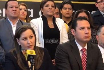 Anuncia Martha Erika segunda reunión con magistrados del TEPJF