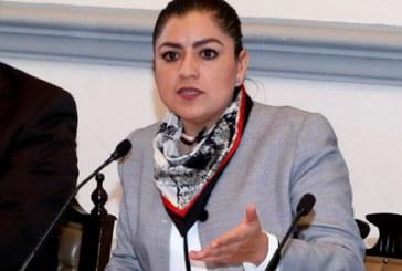Condena Morena en el Congreso excesos de Claudia Rivera