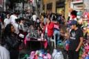 Empresarios reprochan ambulantaje y nulo avance económico en la capital