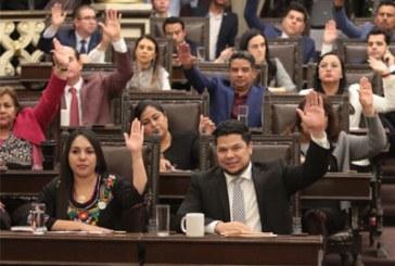 Designa Congreso a Pacheco Pulido como interino