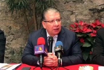 Quiere Doger repetir como candidato del PRI