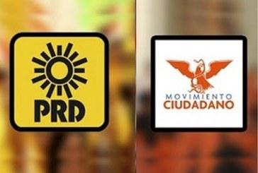 Amagan, otra vez, PRD y MC abandonar Por Puebla al Frente