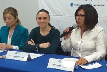 Inexperiencia en gobiernos de Morena provocan creciente inseguridad: PAN