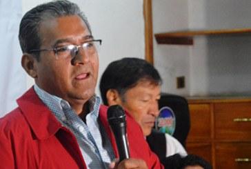 "Jiménez Merino se lanza contra ""chapulines"" que buscan la gubernatura"