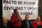 Pactan 3 de 5 aspirantes del PRI civilidad en la búsqueda de su candidatura