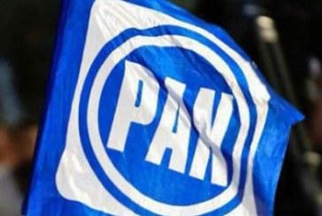 Líderes municipales del PAN defienden gestión de Huerta