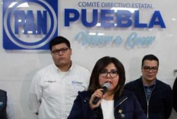 """Niega PAN excesos de sus ex funcionarios: los resultados """"están a la vista"""""""