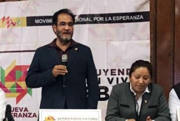 Morena debe sumar aliados para ganar elecciones: Bejarano