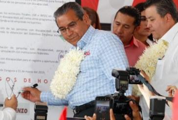 Propone Jiménez Merino cadena perpetua a violadores y feminicidas