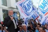 Cárdenas formaliza su candidatura en medio de reproches