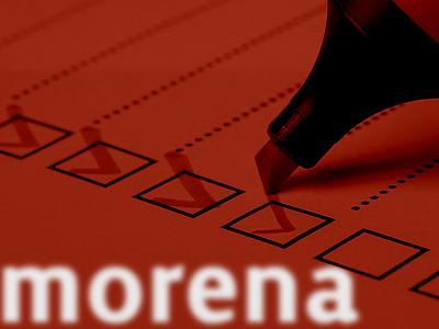 Afirma Morena Puebla que Delgado palomeó a candidatos