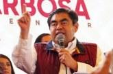 """""""Resentidos y traidores"""" llama Barbosa a quienes fraguan campaña de lodo"""