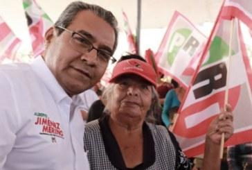 Ofrece Jiménez Merino 2,500 pesos para apoyo a poblanas