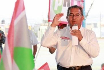 Partidos en coaliciones han perdido identidad: PRI