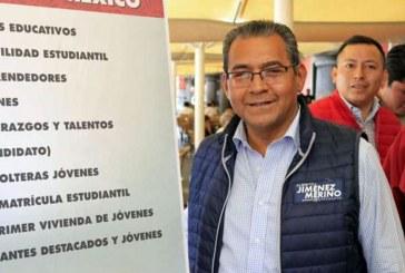 Dará ventaja al PRI inexperiencia de gobiernos morenistas: Jiménez Merino