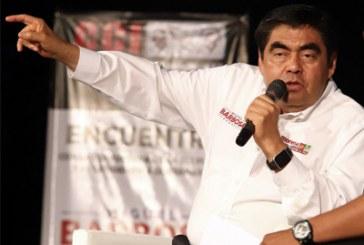 Urge Barbosa a gobierno interino actuar contra violencia a mujeres