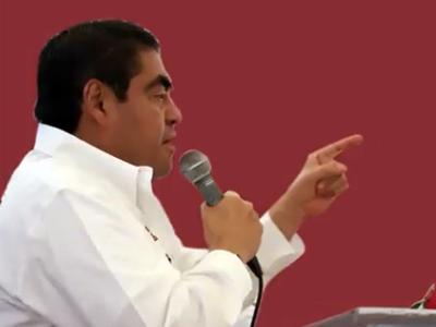Buscará gobierno de Puebla congelar cuentas de ex funcionarios corruptos