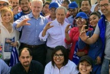 Cárdenas presume empate técnico; encuestadora lo desmiente