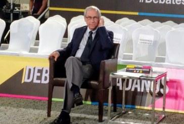 A un año, Cárdenas reprocha no haber sido candidato de Morena