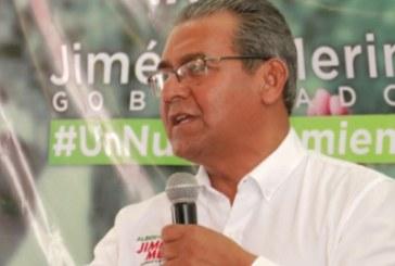 Alerta Jiménez Merino posible violencia en jornada electoral