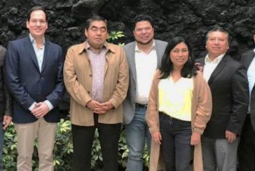 Garantizada la división de Poderes, destaca Barbosa con diputados