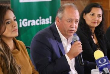 Expulsarán a priistas traidores, según Lorenzo Rivera