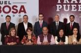 5 de 10 integrantes del equipo de transición se quedarán en el gobierno
