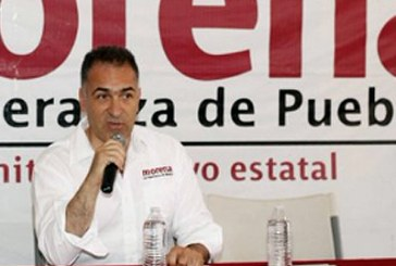 Bracamonte no descarta participar en renovación del comité de Morena