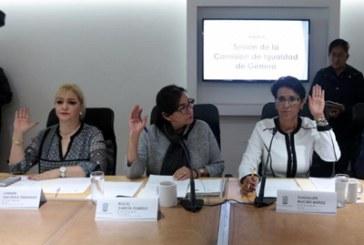 Comisión de Igualdad de Género califica procedente despenalización del aborto