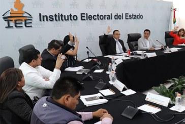Solicita IEE 5 mdp para elecciones en Tepeojuma y 4 juntas auxiliares