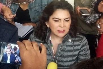 Ivonne Ortega se lanza contra militancia del PRI en Puebla